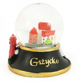 Snow globe 45 mm - Gizycko