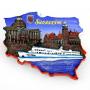 Magnes kontur Szczecin