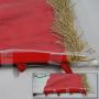 Pokrowiec przezroczysty, foliowy na sztandar