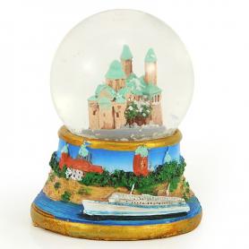 Snow globe 45 mm - Plock