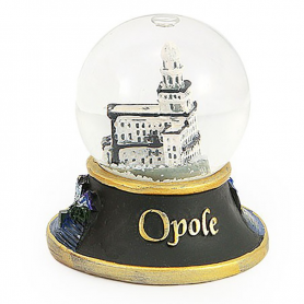 Snow globe 45 mm - Opole