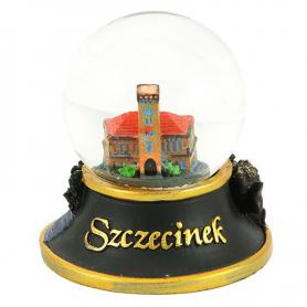 Snow globe 45 mm - Szczecinek