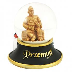 Snow globe 45 mm - Przemysl