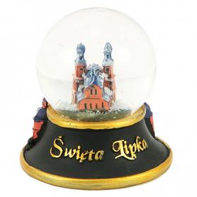 Snow globe 45 mm - Swieta Lipka