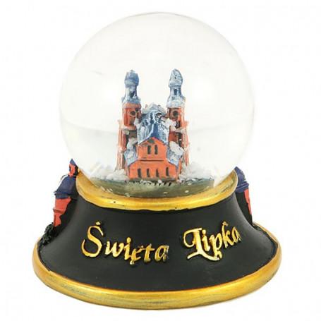 Boule de neige 45 mm - Saint Lipka