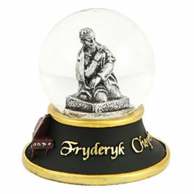 Snow globe 45 mm - Fryderyk Chopin