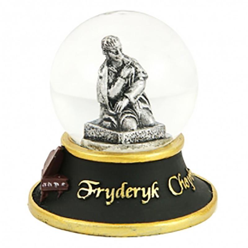 Boule de neige 45 mm - Fryderyk Chopin