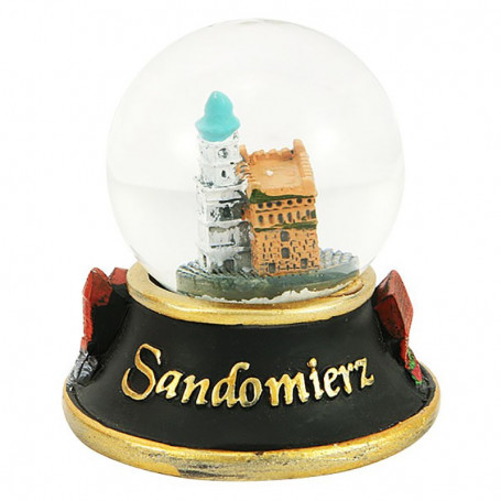 Bola de nieve 45 mm - Sandomierz