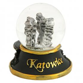 Snow globe 45 mm - Katowice