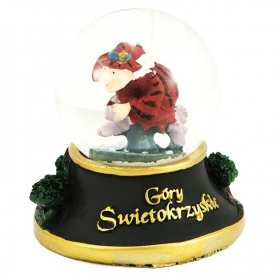 Snow globe 45 mm - Swietokrzyskie Mountains
