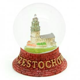 Snow globe 45 mm - Czestochowa