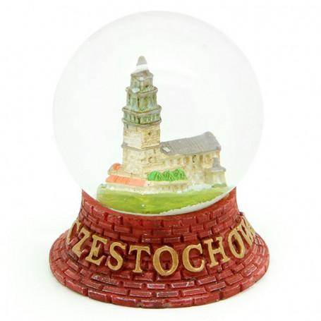 Kula śniegowa 45 mm - Czestochowa