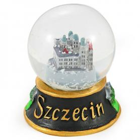 Boule de neige 45 mm - Szczecin
