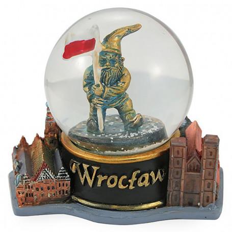 Bola de nieve 60 mm - Wrocław