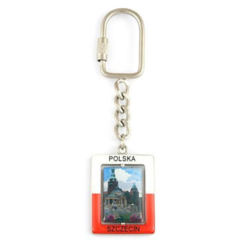 Porte-clés rectangulaire Szczecin
