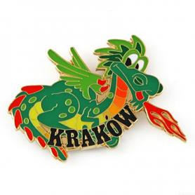 Imán Krakow - dragón
