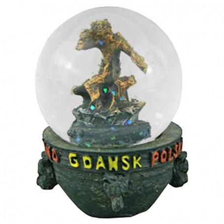Globe a neige Gdańsk Neptun 45 mm