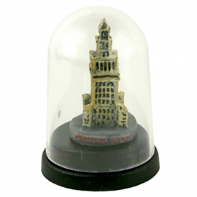 Mini Statuette of under the cupola - Warsaw Palace of Culture