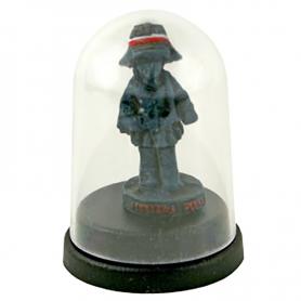 Statuetka mini pod kopułą – Warszawa Powstaniec