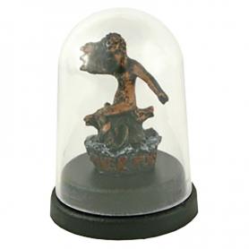 Mini Statuette unter der Kuppel - Danzig Neptun