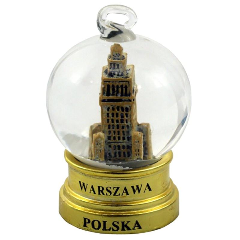 Bola de nieve Varsovia 45 mm