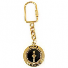 Metalo, besisukantis raktas, Zygmunt kolona, auksine