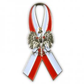 Pin, pin flaggband med örn