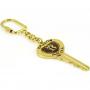 Porte-clés, Cracovie, doré