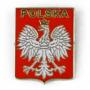 Przypinka Godło Polski