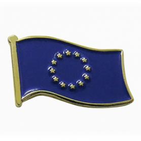 Flag of the European Union - pin