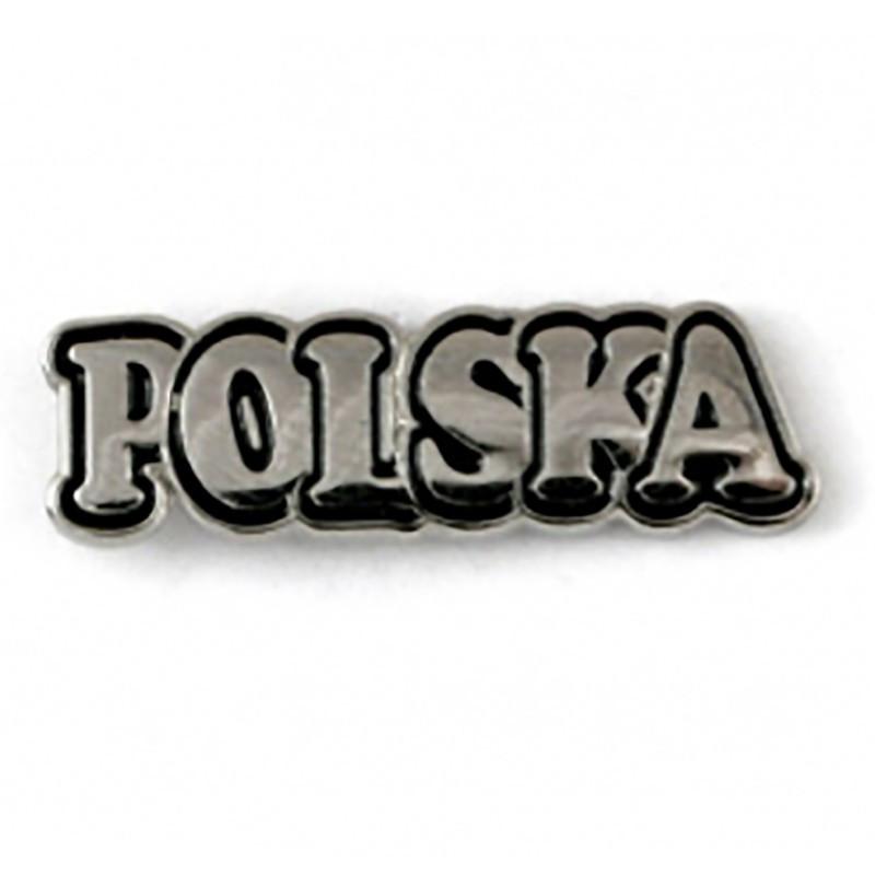 "Épinglez l'inscription ""POLSKA"""