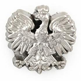 Przypinka, pin orzeł mini