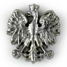 Przypinka, pin orzeł