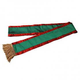 Polish Hunting Association sash for the standard-bearers