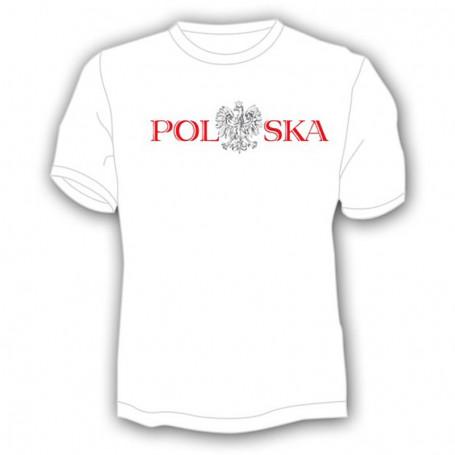 Marškineliai Lenkija
