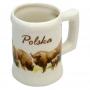 Une petite tasse - Żubr polonais