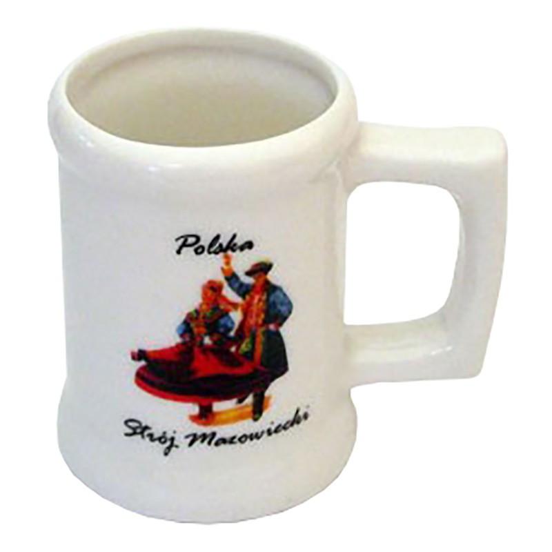 Mažas puodelis - Mazovijos kostiumas