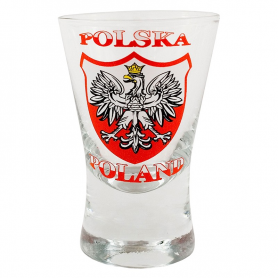 Ein Glas X - das Emblem von 40 ml