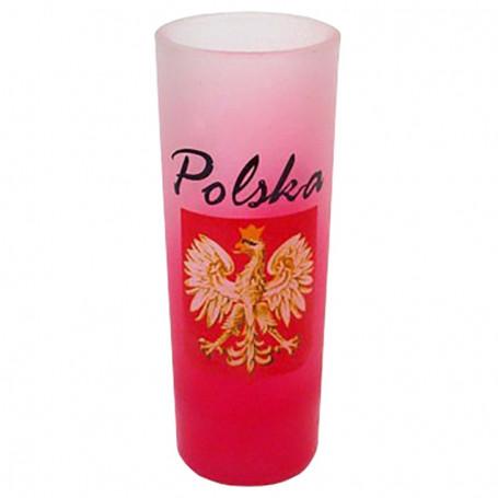 Vase avec embleme