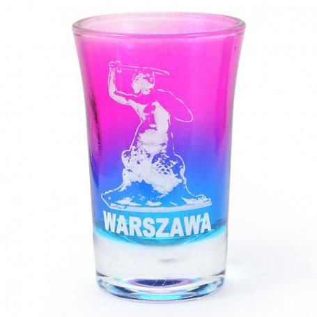 Un verre d'arc-en-ciel, Varsovie