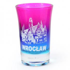 Un vaso de arco iris, Wroclaw