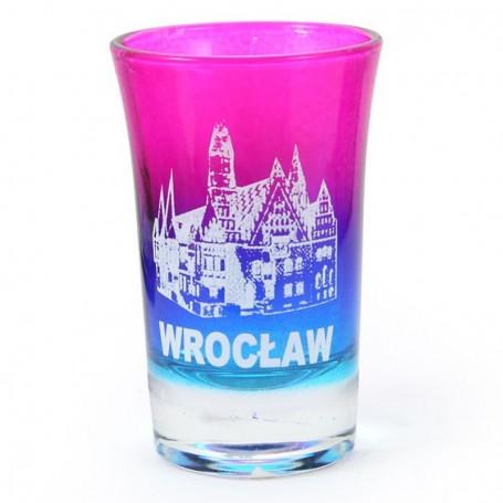 Kieliszek tęczowy, Wrocław