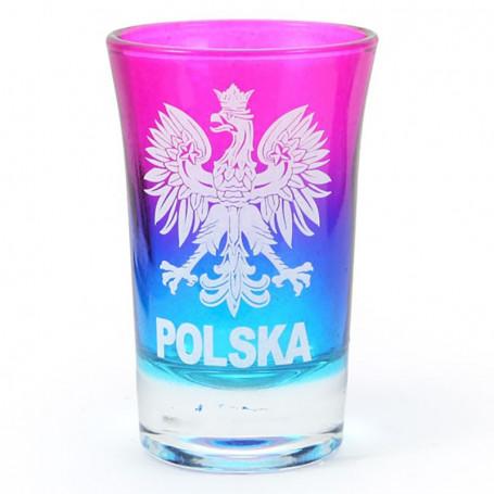 Un tiro del arco iris, Polonia