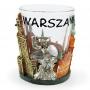 Kieliszek z obudową, Warszawa