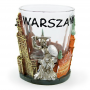 Verre avec boîtier, Varsovie