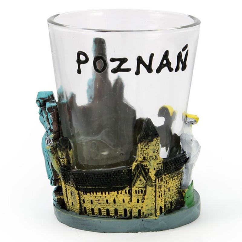 Un verre avec un boîtier, Poznań