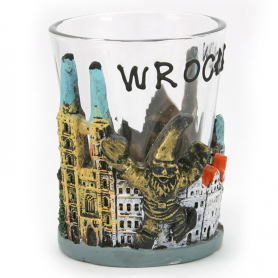 Un vaso con alojamiento, Wroclaw