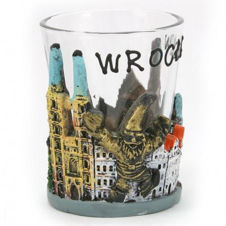 Un verre avec un logement, Wroclaw
