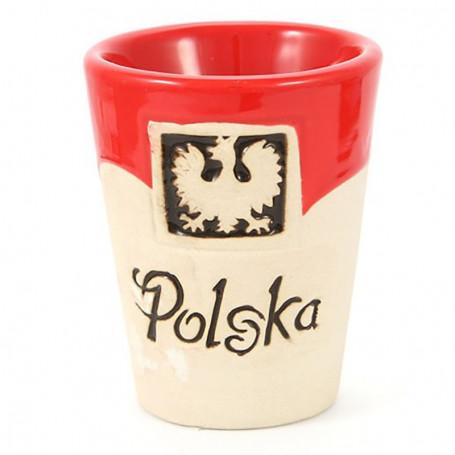 Kieliszek gliniany, Polska