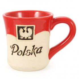 Clay mug, Poland